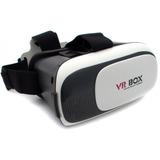 Lentes De Realidad Virtual 3d Vr Box Para Celular.
