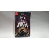 The End Is Nigh Nintendo Switch Juegazo De Coleccion Animate