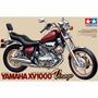 Moto Yamaha Virago Xv1000 Kit Escala 1/12 Tamiya 14044 Games