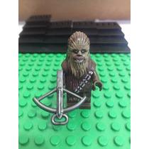 Star Wars Chewbacca Chubaca Force Awakens Compatible Lego