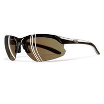 Gafas Smith Paralelo D Max Sunglass Brown, Polarizado Marró