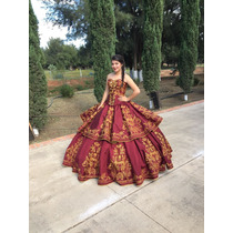 832b38817 Vestidos De Xv Años Charro en venta en Venustiano Carranza Fresnillo ...