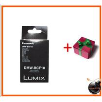 Bateria Original Dmw-bcf10 Lumix Dmc-f2 F3 Fh1 Fh20 Fh22 Fh3
