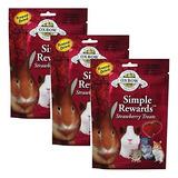 Oxbow Recompensas Simples Trata Conejo Conejillo De Indias C