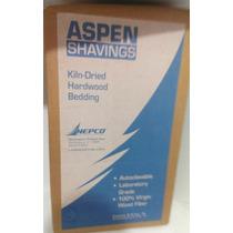 Aspen Shavings Bulto 13.5 Kg Sustrato Especial Para Bioterio