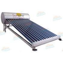 Calentador Solar 165 Litros Sin Subir Tinaco. Meses Sin Int