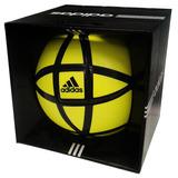Balón adidas Glider Amarillo Y Negro 100% Original Talla 5 .
