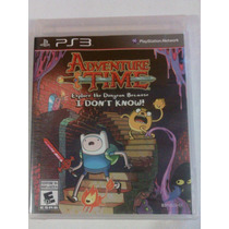 Adventure Time Explore The Dungeon Because I Dont Know - Ps3