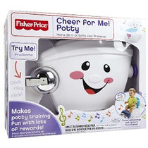 Fisher Price Cheer For Me Potty Hora D Ir A Baño Con Premios