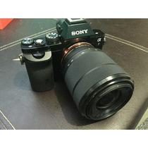 Camara Profesional Sony Alpha A7 Con Lente 28-70mm 24.3mp