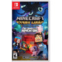 Minecraft Story Mode Complete Adventure Para Nintendo Switch