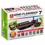 Consola Atari Flashback 7 Retro, Con 101 Juegos Incluidos.