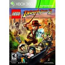 Lego Indiana Jones 2 Adventures Xbox 360 Nuevo Citygame