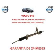 Caja Cremallera Direccion Hidraulica Volvo S40 Turbo 2005