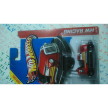 Hot Wheels First Edition Bump Around Rojo Carrito Chocon