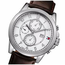 Reloj Tommy Hilfiger 1710294 Piel Cafe Hombre Otros Fossil