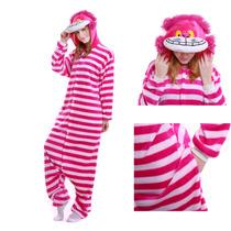 0b33ffacf1 Gato Alicia El Pais De Las Maravillas Pijama Mameluco Polar en venta ...