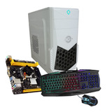 Computadora Pc Cpu Gamer A10 Quadcore 8gb 500gb W10 Hdmi Kit