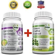 Puro Verde Coffee Bean Extract + Extracto Puro De Garcinia C