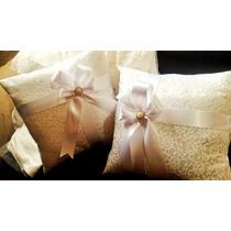 Hermosos Y Finos Cojines Para Ceremonia Personalizables