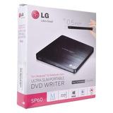 Quemador Externo Usb De Cd/dvd