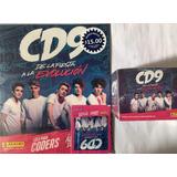 Album Cd9 + Caja De 50 Sobres (250 Estampas) Panini