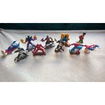 Marvel Figuras Tipo Huevo Kinder Lote