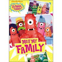 Yo Gabba Gabba: Conocer A Mi Familia De Dvd