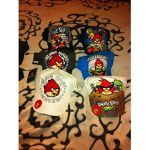 Gorra Angry Birds Original / Vestidos/ Thunder Cats