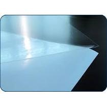 Papel Adhesivo Transparente Mylar Oficio Y Carta Plata
