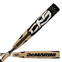 Bat Demarini Cf5 Composite 33-30 Rolado Nuevo!!!!