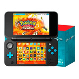 New 2ds Xl Azul+ 200juegos 32gb Pokemon Mario Maker