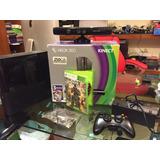 Xbox 360 E Disco 250 Gb Kineckt Gears Of War Envio Gratis
