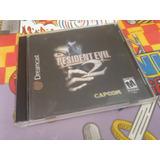 Resident Evil 2 Dreamcast El Original Usa  No Es El Japones