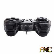 Control Juego Gamepad Bluewing Usb Plug&play Gamer Turbo Eur