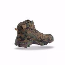 Bota Digital Selva Militar Stealth Airlight Zapato Tactico