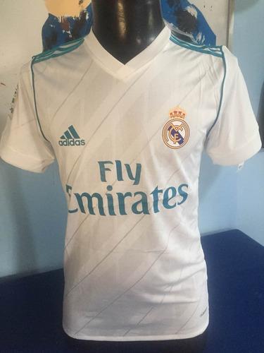 Jersey Real Madrid 2018 Versión Jugador Envió Gratis 45f8439969c2a