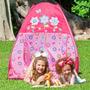 Casa De Campaña Spring Para Niñas Vianney Vng