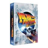 Trilogia Volver Al Futuro (30 Aniversario) Peliculas Dvd