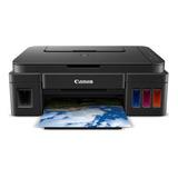 Impresora Multifunción Canon Pixma G3100 Con Wifi 110v/220v