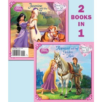 2 Libros En 1: Jazmín Y Los Dos Tigres / Rapunzel Y La Regla