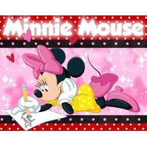 Kit Imprimible Minnie Mouse - Decoraciones Cajitas, Fiesta