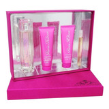 Set Heiress 4pzs 100 Ml Edp Spray + Body Lotion 90 Ml + Show