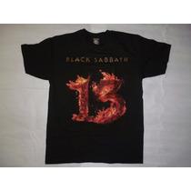 Black Sabbath Playera Talla M