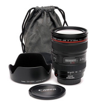 Objetivo Canon Ef 24-105mm F/4.0l Is Usm | Envío Gratis