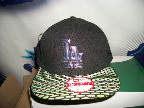 Gorra New Era Snapback 9fifty Beisbol Mlb Dodgers Ajustable en venta ... 1c89a5f96c0