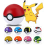 Set De 9 Pokeball  + 9 Pokemones Gratis!!