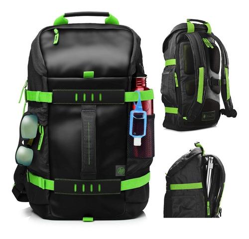 0d1396aeafcb Mochila Para Laptop Hp Odyssey 15.6 Gamer/school T5p98aa en venta en ...