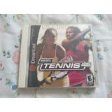 Tennis 2k2 Dreamcast
