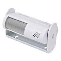 Sensor De Movimiento Con Alarma Y Timbre 60° Voltech 46595